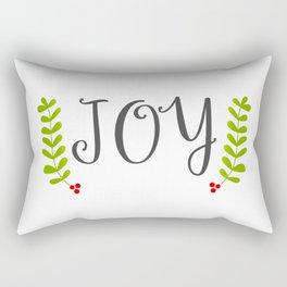 Holiday JOY Rectangular Pillow