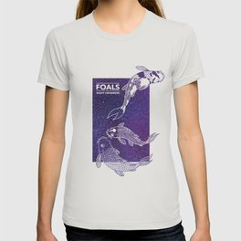 Foals Night Swimmers T-shirt