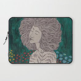 In the garden of my dreams Laptop Sleeve
