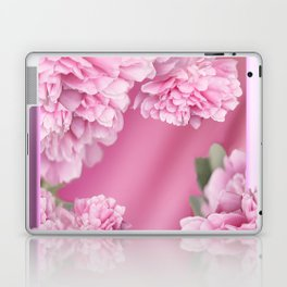 Pink Peonies In Frame #decor #society6 #buyart Laptop & iPad Skin