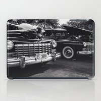 old school iPad Cases featuring Old School by Xneon