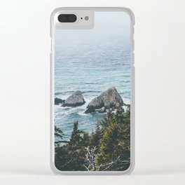 Pacific Northwest Clear iPhone Case