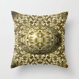 3105 Mosaic pattern #4 Throw Pillow