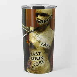 The Last Bookstore Travel Mug