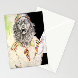 """""""Doth I Offend Thee?"""" Stationery Cards"""