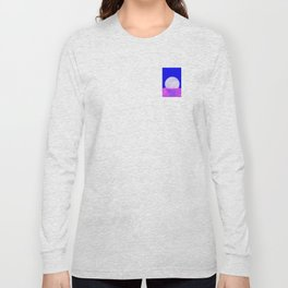 blu moon Long Sleeve T-shirt