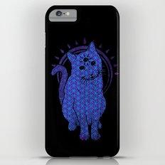 Trippy Cat: 4 iPhone 6s Plus Slim Case