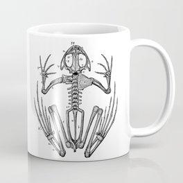 Frog skeleton Coffee Mug
