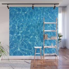 pool water Wall Mural