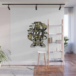 Grenade Wall Mural