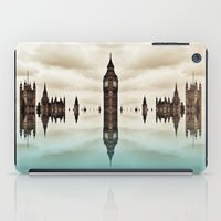 political iPad Cases featuring Political Fractions by Shalisa Photography