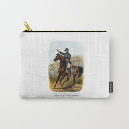 General US Grant -- Our Old Commander Carry-All Pouch