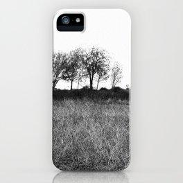 winters edge iPhone Case