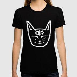 Third Eye Cat T-shirt