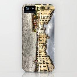 Piazza Anfiteatro iPhone Case