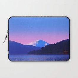 Mount Fuji Sunrise Laptop Sleeve