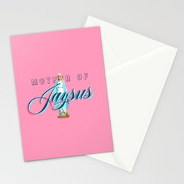 Mother Of Jaysus Stationery Cards