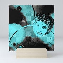 Satyr of the Univers Mini Art Print