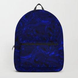 Blue Luxury Backpack