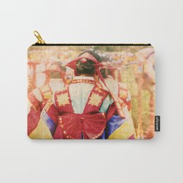 """culture Photography """"KOREAN DANCER"""" Carry-All Pouch"""