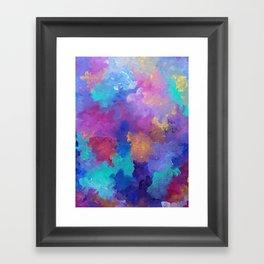 Tell Me How Framed Art Print