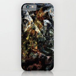 Campfire Tales iPhone Case