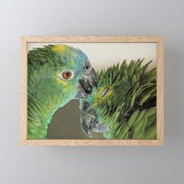 Forever in love Framed Mini Art Print