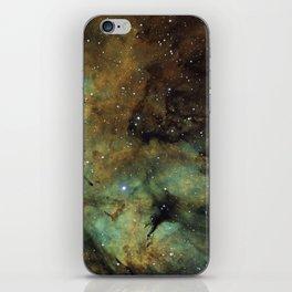 Gamma Cygni Nebula iPhone Skin