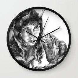 Vanesa Wall Clock