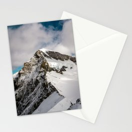 View from Jungfraujoch Stationery Cards