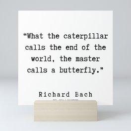 12  | Richard Bach Quotes | 190916 Mini Art Print