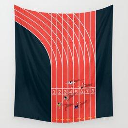 Sprinter  Wall Tapestry