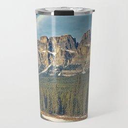 Castle Mountain Travel Mug