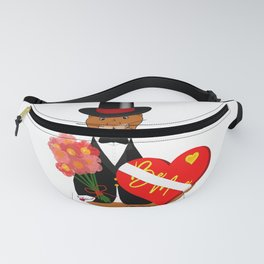 Oliver's Valentines Date Fanny Pack