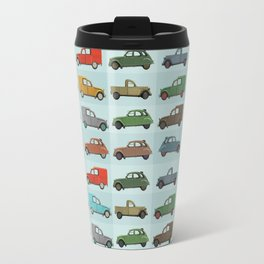 2CV's - more Travel Mug
