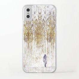 Birchwood Clear iPhone Case