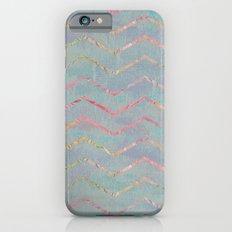 Chevron Rainbows iPhone 6 Slim Case
