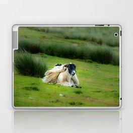Wind sheared Sheep Laptop & iPad Skin