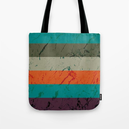 Marble Tiles Tote Bag