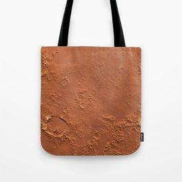 Mars Surface Tote Bag