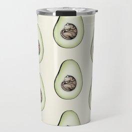 Avo-cat-o Travel Mug