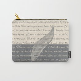 ANNABEL LEE (Allan Poe) Carry-All Pouch