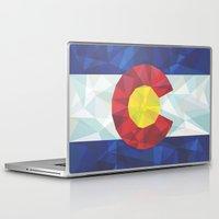 colorado Laptop & iPad Skins featuring Colorado by Fimbis