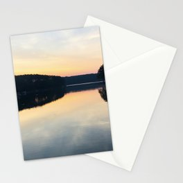 View From the Course Stationery Cards
