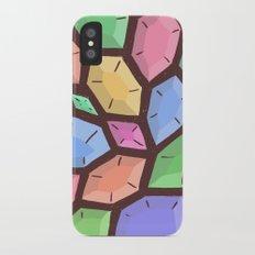 gems iPhone X Slim Case