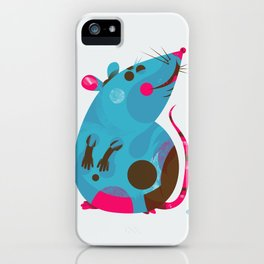 Ratso iPhone Case