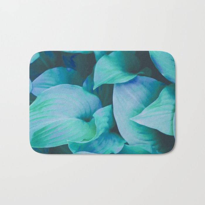 Leaf Me Alone #society6 Bath Mat