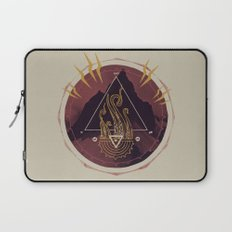 Mountain of Madness (alternate) Laptop Sleeve