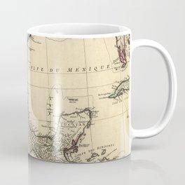 Vintage Map of Mexico (1779) Coffee Mug