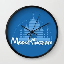 Moon Kingdom Wall Clock
